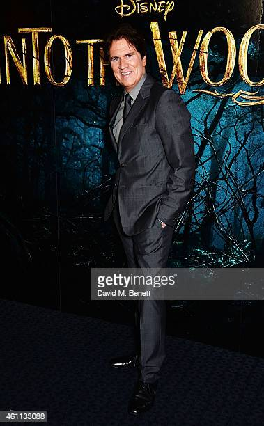 Director Rob Marshall attends the 'Into The Woods' gala screening at The Curzon Mayfair on January 7 2015 in London England