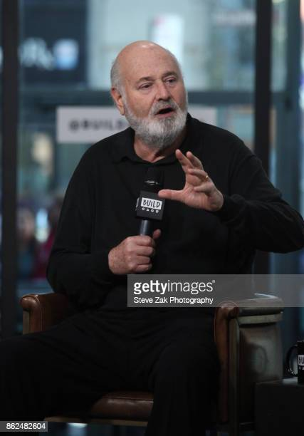 Director Rob Reiner attends Build Series to discuss his new film 'LBJ' at Build Studio on October 17 2017 in New York City