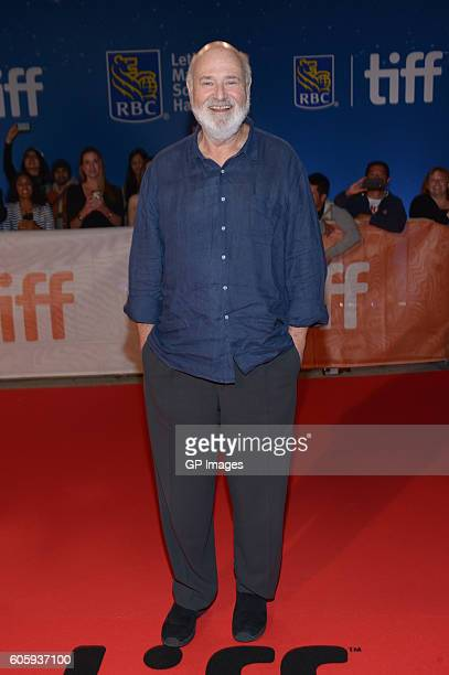 Director Rob Reiner attends the 'LBJ' premiere during the 2016 Toronto International Film Festival at Roy Thomson Hall on September 15 2016 in...