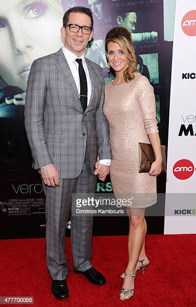 Director Rob Thomas attends the 'Veronica Mars' screening at AMC Loews Lincoln Square on March 10 2014 in New York City