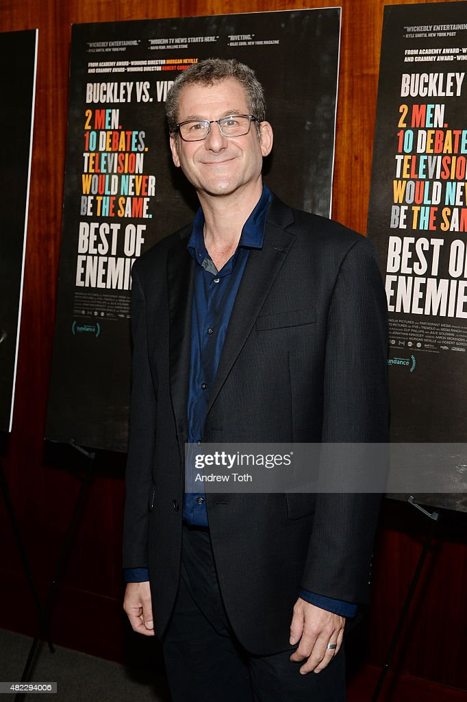 Museum Of Arts And Design Director : Quot best of enemies new york premiere getty images