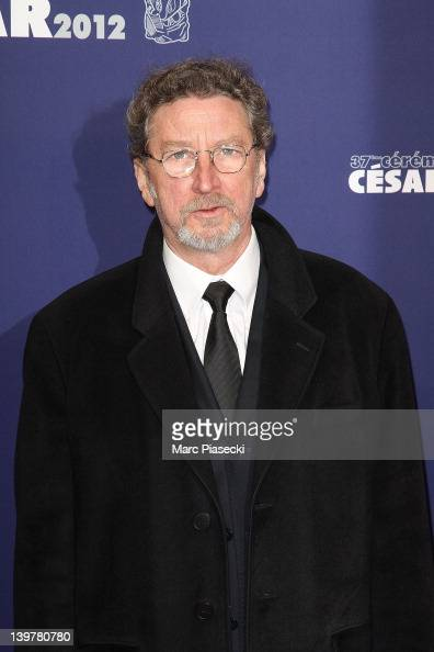 Director Robert Guediguian attends the 37th Cesar Film Awards at Theatre du Chatelet on February 24 2012 in Paris France