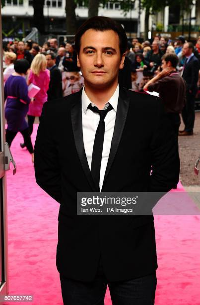 Director Robert Luketic arriving for the UK Premiere of Killers at the Odeon West End Leicester Square London