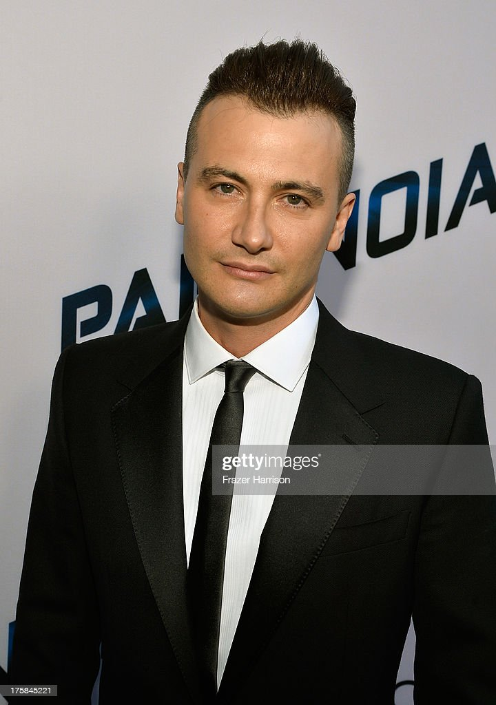 Director <a gi-track='captionPersonalityLinkClicked' href=/galleries/search?phrase=Robert+Luketic&family=editorial&specificpeople=2471533 ng-click='$event.stopPropagation()'>Robert Luketic</a> attends the premiere of Relativity Media's 'Paranoia' at DGA Theater on August 8, 2013 in Los Angeles, California.