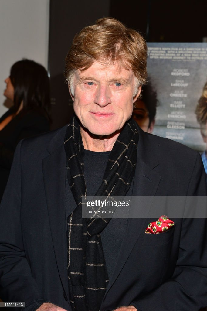 Director Robert Redford attend 'The Company You Keep' New York Premiere After Party at Harlow on April 1, 2013 in New York City.