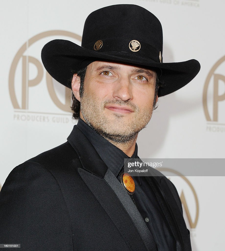 Director Robert Rodriguez arrives at the 24th Annual Producers Guild Awards at The Beverly Hilton Hotel on January 26, 2013 in Beverly Hills, California.
