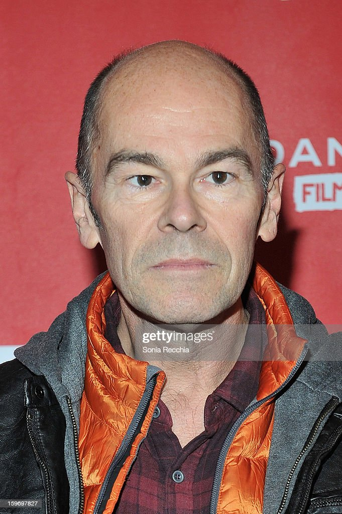 Director Robert Stone attends the 'Pandora's Promise' premiere at Prospector Square during the 2013 Sundance Film Festival on January 18, 2013 in Park City, Utah.