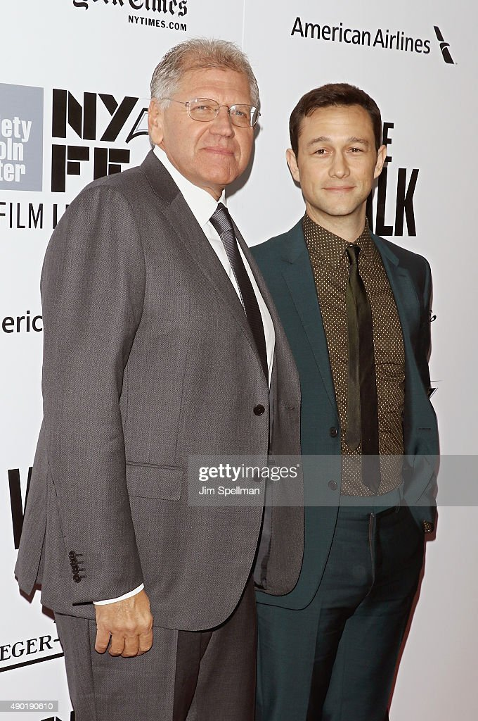 "53rd New York Film Festival - Opening Night Gala Presentation And ""The Walk"" World Premiere"