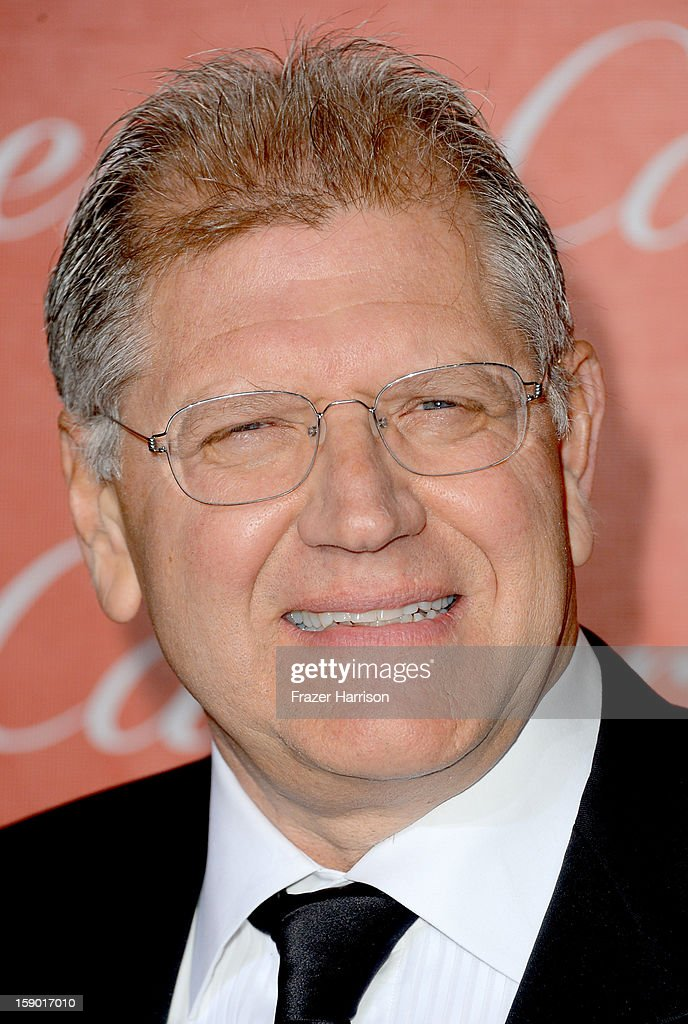 Director Robert Zemeckis arrives at the 24th annual Palm Springs International Film Festival Awards Gala at the Palm Springs Convention Center on January 5, 2013 in Palm Springs, California.