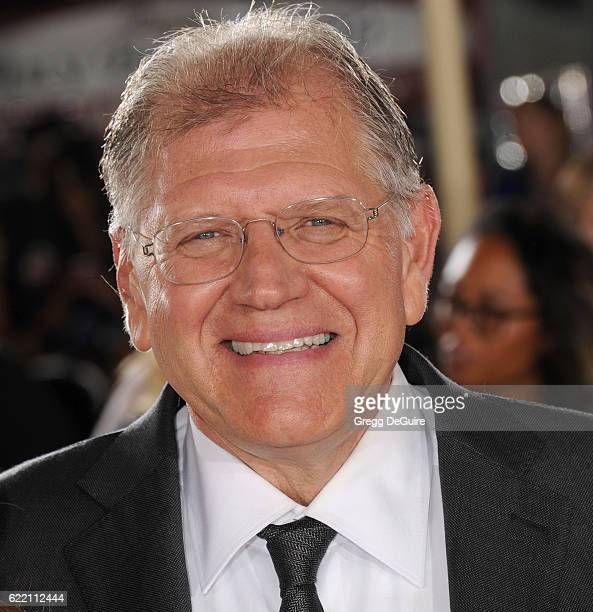 Director Robert Zemeckis arrives at the fan event for Paramount Pictures' 'Allied' at Regency Village Theatre on November 9 2016 in Westwood...