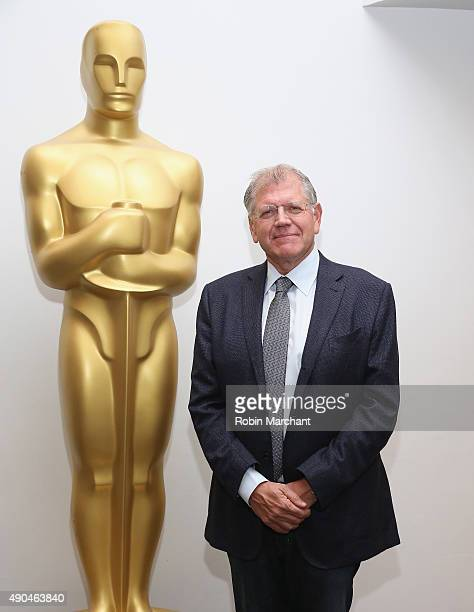 Director Robert Zemeckis attends The Academy Of Motion Picture Arts And Sciences Hosts An Official Academy Screening Of THE WALK on September 28 2015...