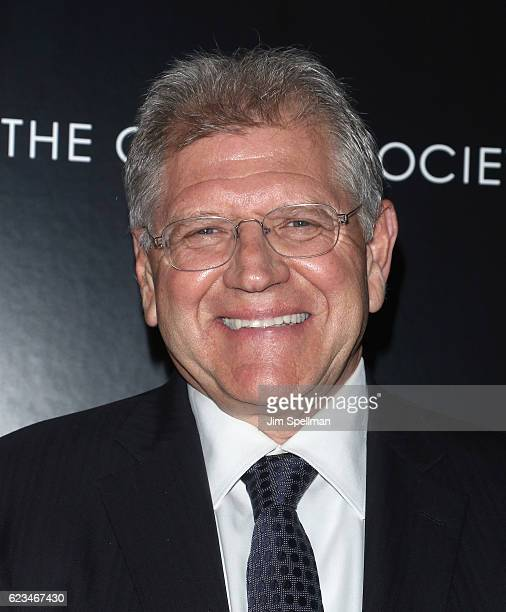 Director Robert Zemeckis attends the special screening of 'Allied' hosted by Paramount Pictures with The Cinema Society Chandon at iPic Fulton Market...