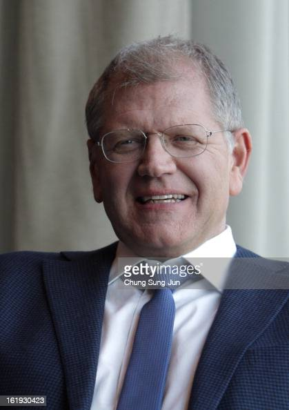 Director Robert Zemeckis poses during a photo call at Conrad hotel on February 18 2013 in Seoul South Korea Zemeckis is visiting South Korea to...