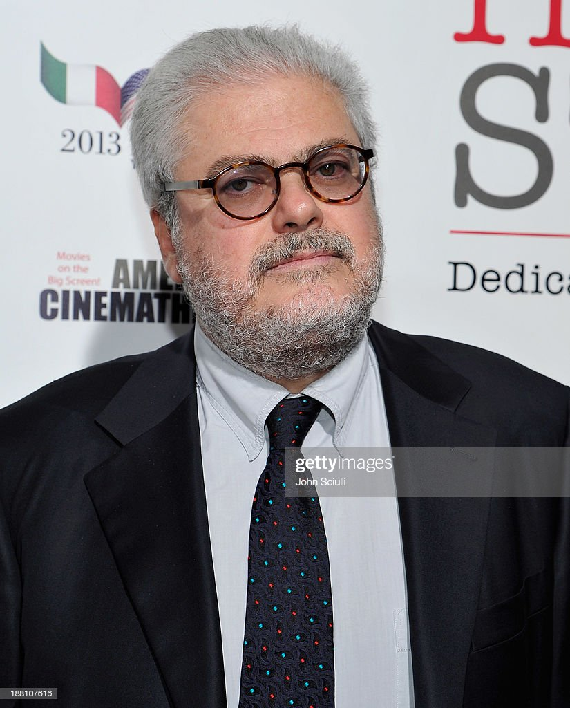 Director Roberto Ando attends Cinema Italian Style 2013 'The Great Beauty' opening night premiere at the Egyptian Theatre on November 14, 2013 in Hollywood, California.