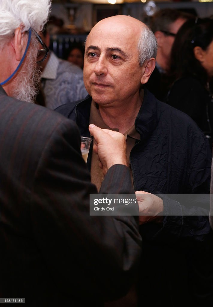 Director Roberto Faenza attends the 'Someday This Pain Will Be Useful To You' New York Screening after party at Kiehl's Since 1851 Flagship Store on October 5, 2012 in New York City.
