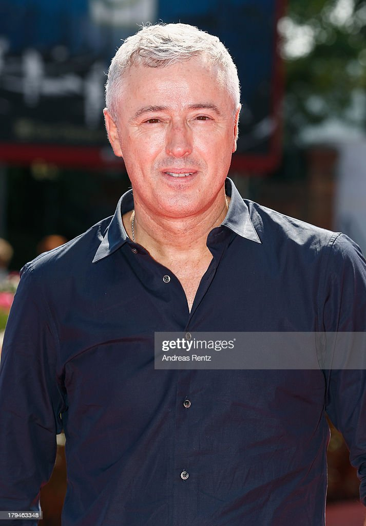 Director Robin Campillo attends the 'Eastern Boys' Premiere during the 70th Venice International Film Festival at Sala Darsena on September 4, 2013 in Venice, Italy.