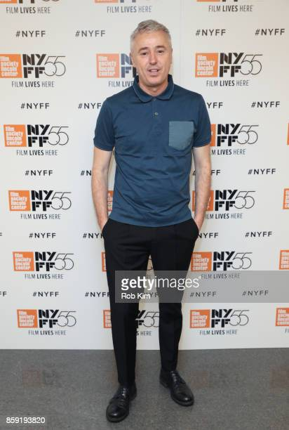 Director Robin Campillo attends the screening of 'BPM ' during the 55th New York Film Festival at Alice Tully Hall on October 8 2017 in New York City
