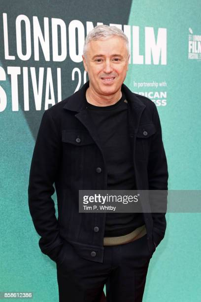 Director Robin Campillo attends the UK Premiere of '120 BPM ' during the 61st BFI London Film Festival on October 7 2017 in London England