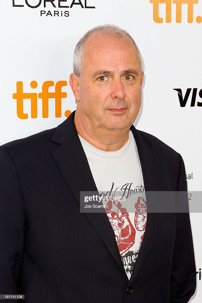 Director Roger Michell attends the 'Hyde Park On Hudson' premiere during the 2012 Toronto International Film Festival at Roy Thomson Hall on September 10, 2012 in Toronto, Canada.
