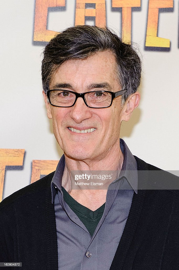 Director <a gi-track='captionPersonalityLinkClicked' href=/galleries/search?phrase=Roger+Rees&family=editorial&specificpeople=548388 ng-click='$event.stopPropagation()'>Roger Rees</a> attends the press preview of new cast of 'Peter And The Starcatcher' at Gibney Dance Center on February 27, 2013 in New York City.