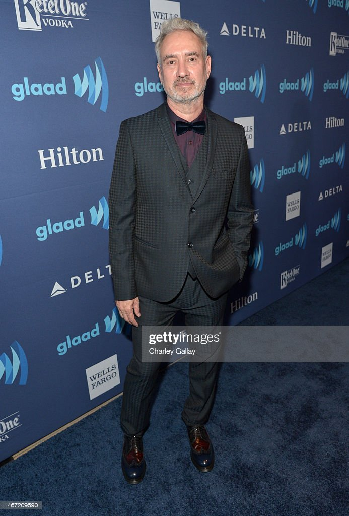 Director Roland Emmerich attends the 26th Annual GLAAD Media Awards at The Beverly Hilton Hotel on March 21, 2015 in Beverly Hills, California.