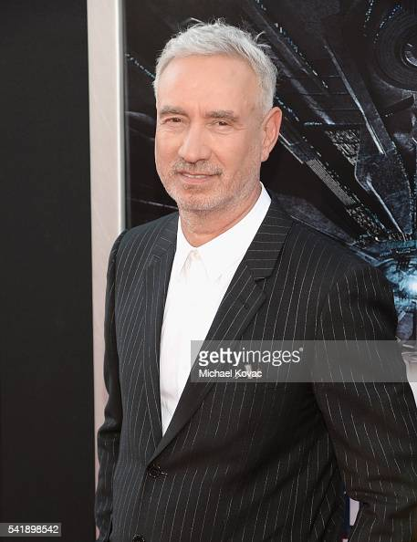 Director Roland Emmerich attends the 'Independence Day Resurgence' premiere sponsored by Jeep at TCL Chinese Theatre on June 20 2016 in Hollywood...