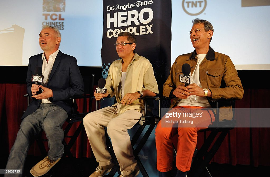 Los Angeles Times Hero Complex Film Festival - Day 3 ...