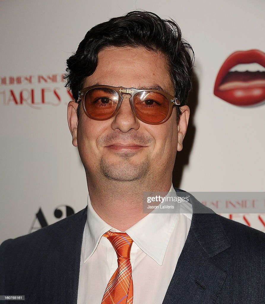 Director Roman Coppola attends the premiere of 'A Glimpse Inside The Mind Of Charlie Swan III' at ArcLight Hollywood on February 4, 2013 in Hollywood, California.