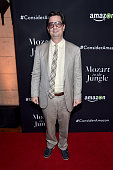 Director Roman Coppola attends the screening and QA for Amazon's 'Mozart In The Jungle' at Hollywood Roosevelt Hotel on April 21 2016 in Hollywood...