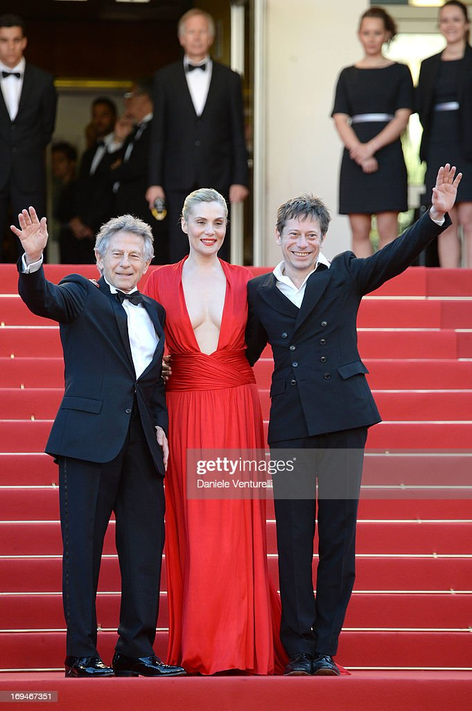'La Venus A La Fourrure' Premiere - The 66th Annual Cannes Film Festival