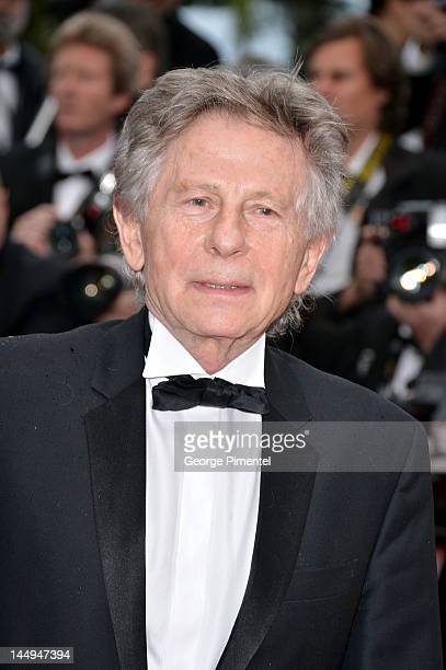 Director Roman Polanski attend the 'Tess' Cannes Classics Premiere during the 65th Annual Cannes Film Festival at Palais des Festivals on May 21 2012...