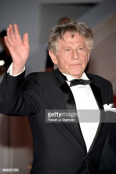 Director Roman Polanski attends the 'Based On A True Story' screening during the 70th annual Cannes Film Festival at Palais des Festivals on May 27...