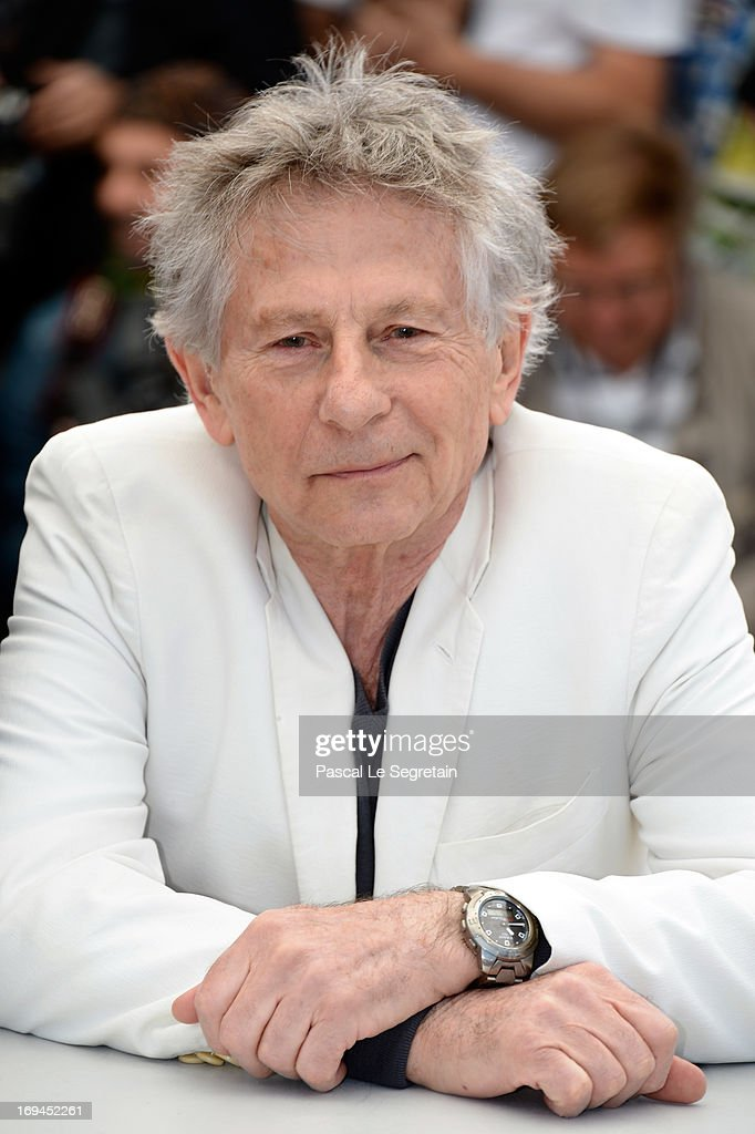 Director <a gi-track='captionPersonalityLinkClicked' href=/galleries/search?phrase=Roman+Polanski&family=editorial&specificpeople=207150 ng-click='$event.stopPropagation()'>Roman Polanski</a> attends the 'La Venus A La Fourrure' Photocall during the 66th Annual Cannes Film Festival on May 25, 2013 in Cannes, France.