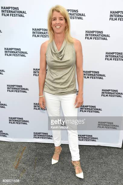 Director Rory Kennedy attends The Hamptons International Film Festival SummerDocs Series Screening of TAKE EVERY WAVE THE LIFE OF LAIRD HAMILTON at...