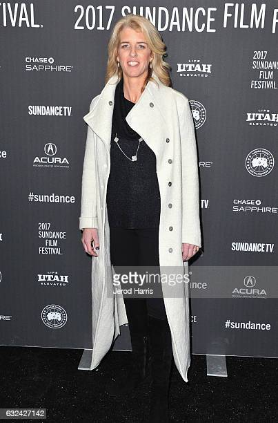 Director Rory Kennedy attends the 'TAKE EVERY WAVE The Life Of Laird Hamilton' Premiere on day 4 of the 2017 Sundance Film Festival at The Marc...
