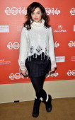 Director Rose McGowan attends the premiere of 'The Dawn' at the Egyptian Theatre during the 2014 Sundance Film Festival on January 16 2014 in Park...