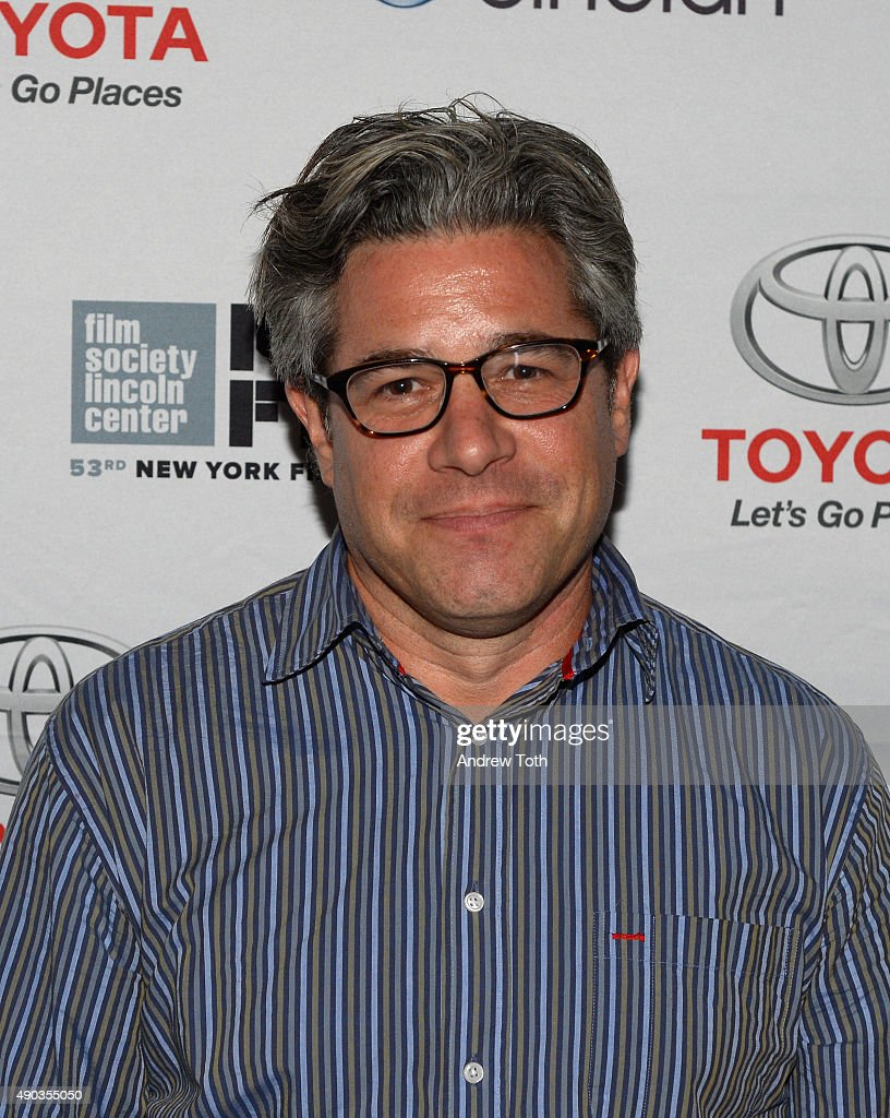 Director Ross Kauffman attends the Convergence/Toyota Party during the 53rd New York Film Festival on September 27, 2015 in New York City.
