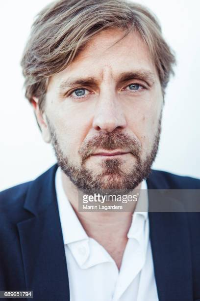 Director Ruben Ostlund is photographed for Self Assignment on May 20 2017 in Cannes France