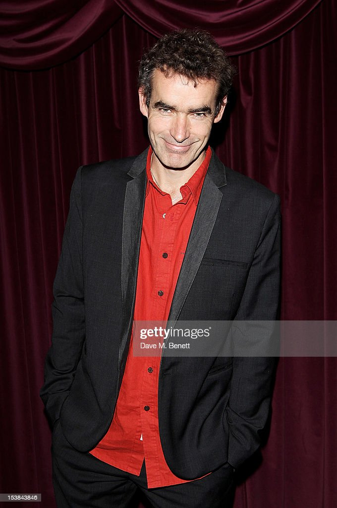 Director Rufus Norris attends an after party following the press night performance of 'Cabaret' at Cafe de Paris on October 9, 2012 in London, England.