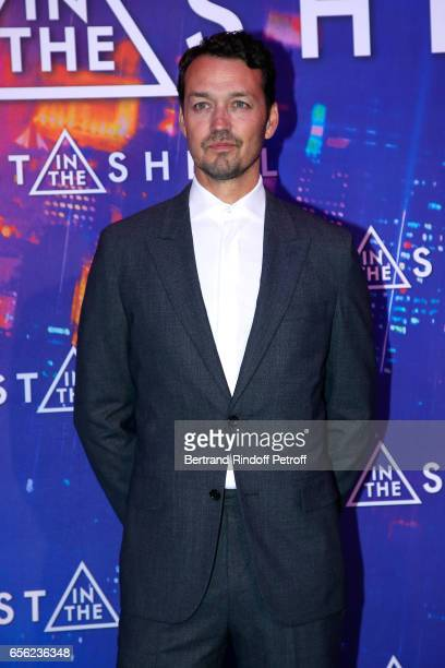 Director Rupert Sanders attends the Paris Premiere of the Paramount Pictures release 'Ghost in the Shell' Held at Le Grand Rex on March 21 2017 in...