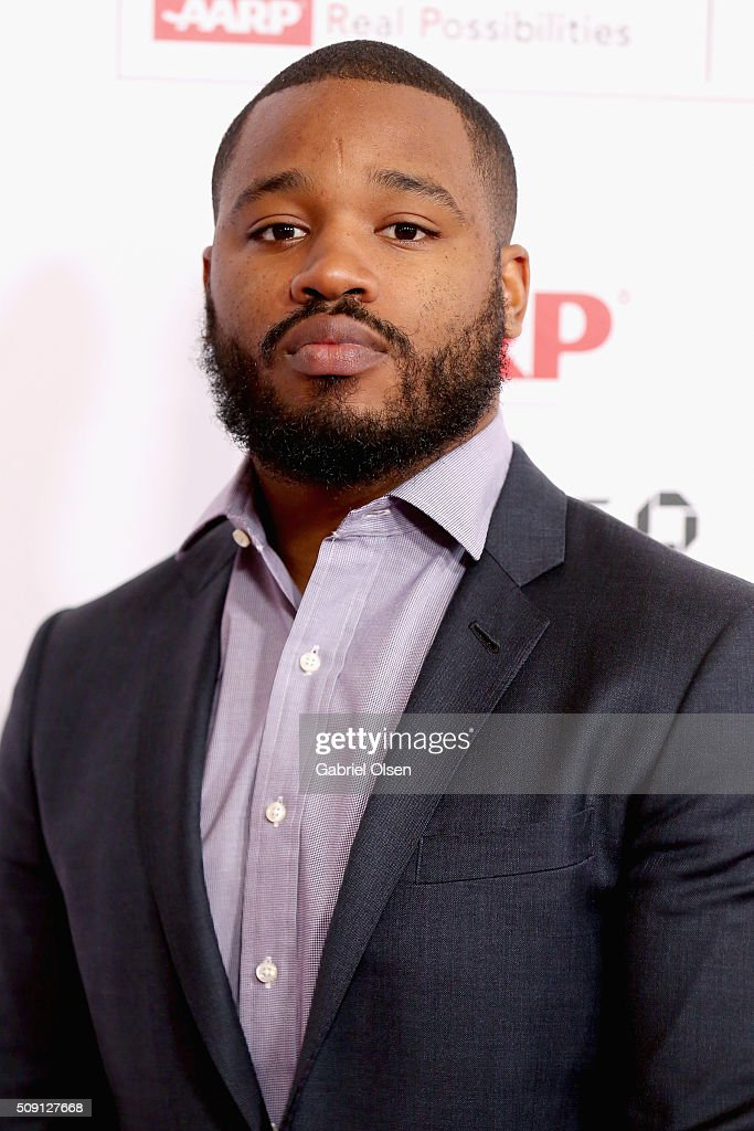 Director <a gi-track='captionPersonalityLinkClicked' href=/galleries/search?phrase=Ryan+Coogler&family=editorial&specificpeople=7316581 ng-click='$event.stopPropagation()'>Ryan Coogler</a> attends AARP's Movie For GrownUps Awards at the Beverly Wilshire Four Seasons Hotel on February 8, 2016 in Beverly Hills, California.