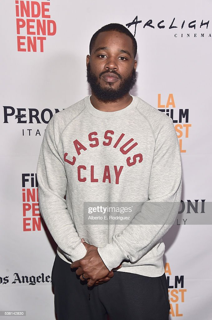 Director <a gi-track='captionPersonalityLinkClicked' href=/galleries/search?phrase=Ryan+Coogler&family=editorial&specificpeople=7316581 ng-click='$event.stopPropagation()'>Ryan Coogler</a> attends Crafting the Sounds of Creed during the 2016 Los Angeles Film Festival at Arclight Cinemas Culver City on June 4, 2016 in Culver City, California.