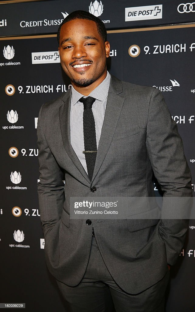 Director <a gi-track='captionPersonalityLinkClicked' href=/galleries/search?phrase=Ryan+Coogler&family=editorial&specificpeople=7316581 ng-click='$event.stopPropagation()'>Ryan Coogler</a> attends 'Fruitvale Station' green carpet during the 9th Zurich Film Festival on September 27, 2013 in Zurich, Switzerland.