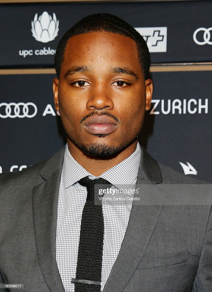 Director Ryan Coogler attends 'Fruitvale Station' green carpet during the 9th Zurich Film Festival on September 27, 2013 in Zurich, Switzerland.