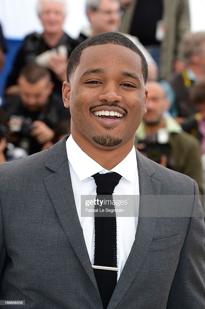 Director <a gi-track='captionPersonalityLinkClicked' href=/galleries/search?phrase=Ryan+Coogler&family=editorial&specificpeople=7316581 ng-click='$event.stopPropagation()'>Ryan Coogler</a> attends the 'Fruitvale Station' Photocall during the 66th Annual Cannes Film Festival at the Palais des Festivals on May 16, 2013 in Cannes, France.