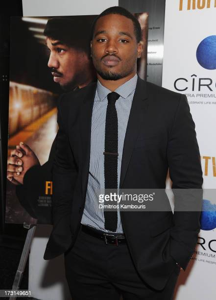 Director Ryan Coogler attends the 'Fruitvale Station' screening at the Museum of Modern Art on July 8 2013 in New York City