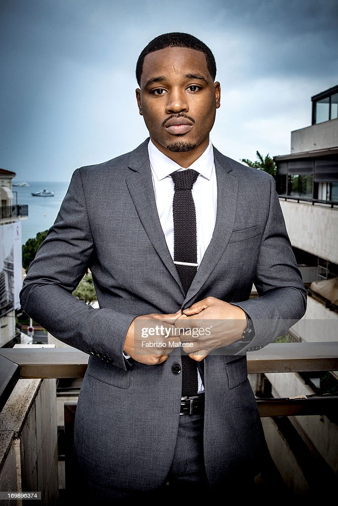 Director <a gi-track='captionPersonalityLinkClicked' href=/galleries/search?phrase=Ryan+Coogler&family=editorial&specificpeople=7316581 ng-click='$event.stopPropagation()'>Ryan Coogler</a> is photographed for The Hollywood Reporter on May 20, 2013 in Cannes, France. ON
