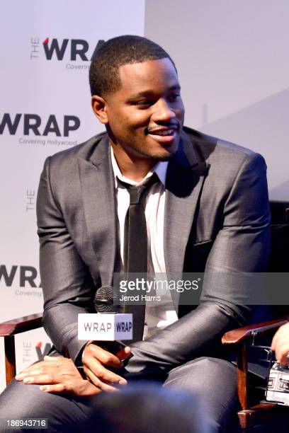 Director Ryan Coogler participates in a QA session following TheWrap's Awards and Foreign Screening Series 'Fruitvale Station' at the Landmark...