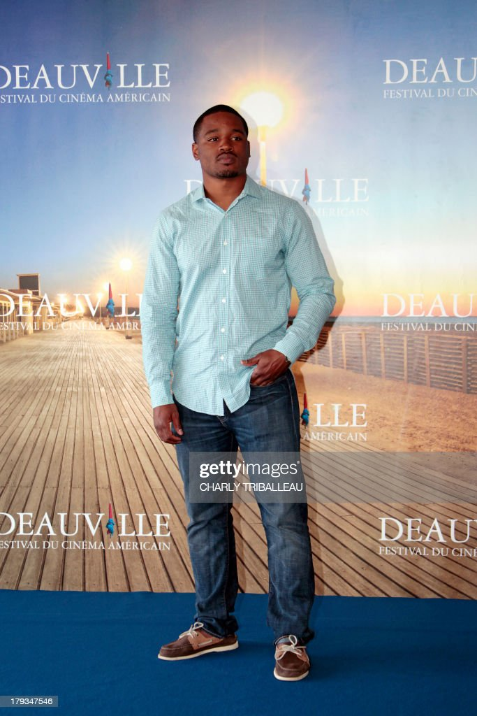 US director Ryan Coogler poses during a photocall to present the film 'Fruitvale station' as part of the 39th Deauville's US Film Festival on September 2, 2013 in the French northwestern sea resort of Deauville. AFP PHOTO/CHARLY TRIBALLEAU
