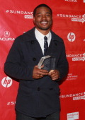 Director Ryan Coogler winner of the Grand Jury Prize US Dramatic for Fruitvale poses with award at the Awards Night Ceremony during the 2013 Sundance...